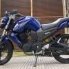 Lustre abrillantado. Yamaha FZ16.