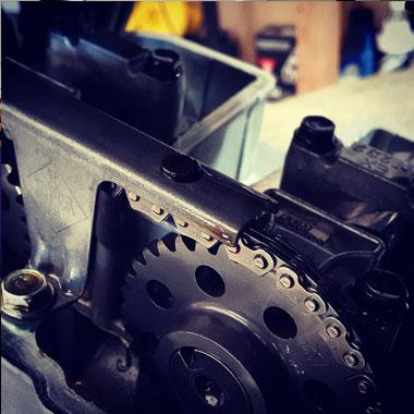 Mecanico de Motos HONDA