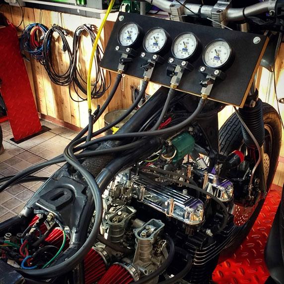 carburacion moto